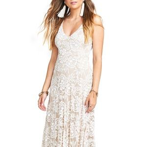 Show Me Your Mumu Gown